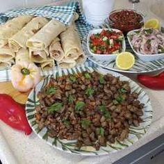Mutlu Huzurlu Güzel Günler Dilerim Arkadaşlar Lütfen Beğenilerinizi Ve Mexican, Beef, Ethnic Recipes, Food, Meat, Meal, Eten, Meals, Ox