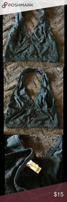 Black lace bralet by Wishlist. Black lace bralet by Wishlist. Wishlist Intimates & Sleepwear Bras