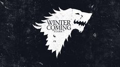 This HD wallpaper is about HBO Game of Thrones wallpaper, House Stark, sigils, communication, Original wallpaper dimensions is file size is Winter Is Coming Wallpaper, Winter Wallpaper, Game Of Thrones Poster, Game Of Thrones Art, Wolf Wallpaper, Wallpaper Backgrounds, Wallpaper Desktop, Winter Is Coming Stark, Seasons Posters