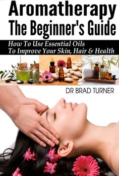 Learn how to use essential oils to improve your skin, hair and health with Aromatherapy The Beginner's Guide. This kindle ebook is available for $0 today! Get it now and learn how to use essential oils to improve your mental clarity, reduce stress, and get relief from colds as well as to help fight acne. There are also aromatherapy recipes for making a healing toner for sensitive skin, DIY hair care treatments, an essential oil talc shampoo recipe, a dry hair conditioner recipe and mor...
