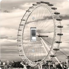 "Rikki KnightTM London Eye - Single Toggle Light Switch Cover by Rikki Knight. $13.99. The London Eye single toggle light switch cover is made of commercial vibrant quality masonite Hardboard that is cut into 5"" Square with 1'8"" thick material. The Beautiful Art Photo Reproduction is printed directly into the switch plate and not decoupaged which make these Light Switch Plates suitable for use in any room in the office, home, etc. etc.. These Light Switch Plates c..."