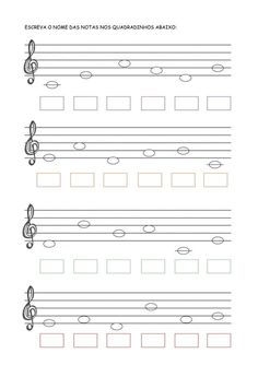 Recipe with English instructions Learning Music Notes, Reading Music, Music Education, Music Lessons For Kids, Music For Kids, Music Theory Worksheets, Violin Lessons, Partition, Music School