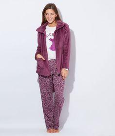 Aibrou Pyjama Femmes Coton Ensemble Pyjamas en Coton Haut /à Rayure Set De Pyjama