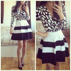 #express flair #skirt