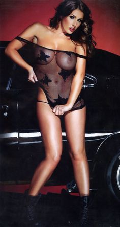 Lucy Pinder – Nuts Aug 2010