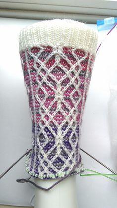 Mosaic Knitting, Loom Knitting, Knitting Stitches, Knitting Designs, Knitting Socks, Knitting Projects, Hand Knitting, Knitting Patterns, Crochet Patterns