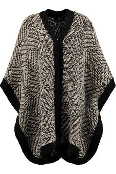 Shop on-sale Line Paulette stretch-knit cape. Browse other discount designer Jackets & more on The Most Fashionable Fashion Outlet, THE OUTNET.COM