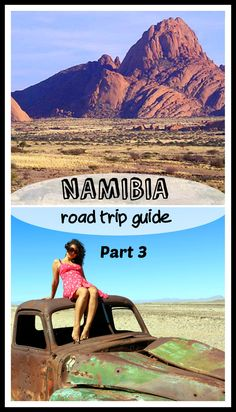 Complete guide to travel Namibia, Part 3. From Epupa Falls to Windhoek