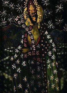 Francis Picabia - Figure et fleurs. Tristan Tzara, Dadaism Art, Hans Richter, Francis Picabia, Classic Artwork, Record Art, Action Painting, Pointillism, Rare Pictures