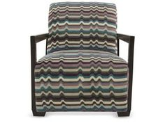 Feeling groovy? Go back in time with our retro-style multi-colored chairs.