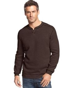 Tommy Bahama Big and Tall Flip Abaco Reversible Sweater