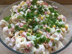 Polish Recipes, Tortellini, Pasta Salad, Potato Salad, Potatoes, Ethnic Recipes, Blog, Crab Pasta Salad, Potato