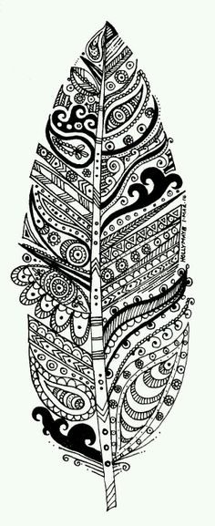 So detailed and tribal. Beautiful