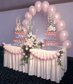 Pink+Champange+table+arch.jpg (516×591)