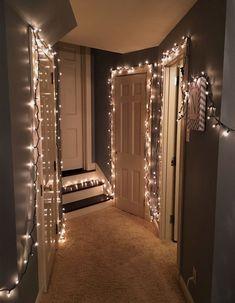 girls-bedroom-master-bedroom-remodel-attic-bedroom-ideas-simple-bedroom-decor-modern-bedroom-dresser-bedroom-design-for-women-luxury-bedro/ SULTANGAZI SEARCH String Lights In The Bedroom, Led String Lights, Light String, Room Decor With Lights, Bedroom Fairy Lights, Cute Girls Bedrooms, Bedroom Ideas For Small Rooms For Girls, Small Room Bedroom, Diy Bedroom