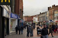 Park Street, Walsall Walsall, West Midlands, My Town, Secondary School, Roots, England, Street View, Memories, Explore