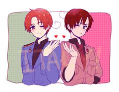 Italy Brothers Hetalia Romano and Italy