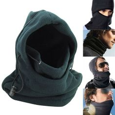 Full Face Cover Mask - Hat