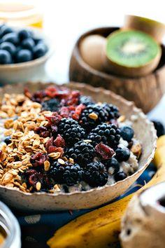 Coconut Blueberry Oatmeal   The Recipe Critic
