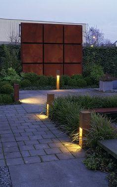 #buitenverlichting - SORET - 12 x 50 cm