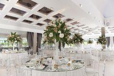 Buffet, Table Settings, Wedding Ideas, Table Decorations, Flowers, Furniture, Beautiful, Home Decor, Weddings