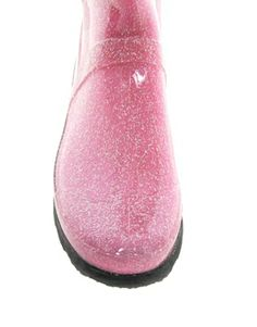 Image 3 ofJuJu Pink Dazzle Wellies THEY'RE SPARKLY OMG SIZE 7 IMMEDIATELY GIVE IT TO ME