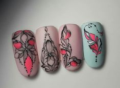 The advantage of the gel is that it allows you to enjoy your French manicure for a long time. There are four different ways to make a French manicure on gel nails. Trendy Nail Art, New Nail Art, Nail Art Diy, Diy Nails, Diy Art, Diy Manicure, Simple Nail Designs, Beautiful Nail Designs, Nail Art Designs