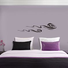 #autocollants #decalques #wallstickers #decals Vagues - Waves.  $24.95