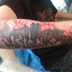 #graffiti #tattoo.