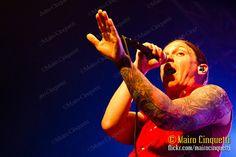 Shinedown - Magazzini Generali - 6 giugno 2012 - © Mairo Cinquetti by Mairo Cinquetti, via Flickr