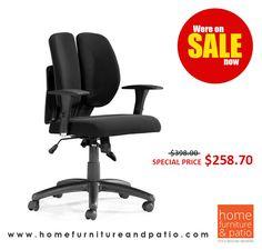 Zuo Modern Aqua Office Chair #officechair #chair