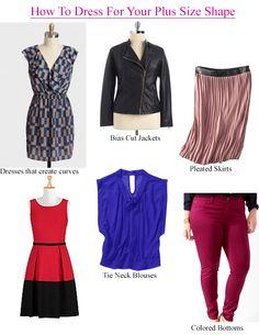 e90fec1ab4 How to dress when you have a rectangular body shape. Curvy Fashion
