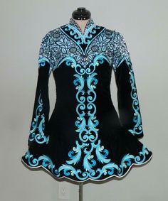 **Lewis Irish Dresses**Irish Dance Solo Dress Costume**
