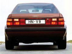 Audi V8: the Luxury car flop that whupped the E30 M3 | DRIVETRIBE