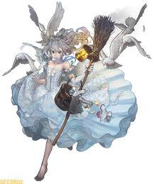 Cinderella anime styled