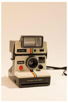 Polaroid One Step, Photo Polaroid, Vintage Polaroid Kamera, Vintage Cameras, Poloroid Camera Vintage, Polaroid Camera Case, Sx 70 Film, 35mm Film, Film Camera