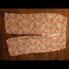 Old Navy Snowflake Pjs Sleepwear Old Navy Intimates & Sleepwear Pajamas
