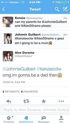 Lol xD. Johnnie & Alex