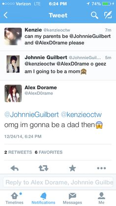 Lol xD. Johnnie & Alex