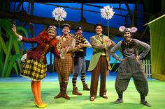 Like bird's collar but prefer flapper look for birds.  frog and toad broadway - Google Search