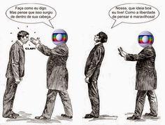 """Por Dentro... em Rosa: Mídia decreta : """" Somos todos idiotas """""""
