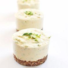 Raw Vegan Lime Cheesecake recipe