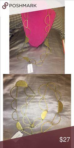 SILPADA Hammered Brass Moon Necklace SILPADA Hammered Brass Moon Necklace Silpada Jewelry Necklaces