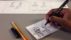 Creating Comics in Middle and High School Classrooms | Edutopia