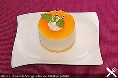 Käse-Sahne-Törtchen