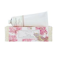 Inspire Shea Butter Handcreme | Hand Cream | Hand Lotion | Bath and Body | Lollia by Margot Elena