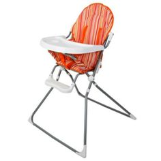 Cadeira de Refeição Laranja - Bigo - Continente Online