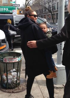 Beyoncé and Blue Share a Buttermilk Date as Brooklyn Makes History | Get the pictures and details