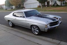 Chevelle 454 SS
