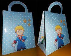 Bolsa personalizada com Pequeno Principe